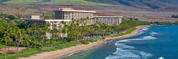 Hyatt Maui....love Hyatt's!