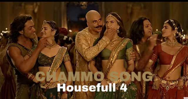 Housefull 4 Chammo Mp3 Song Download Mp3 Song Mp3 Song Download Housefull 4