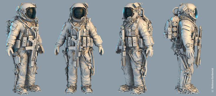future space suits designs - photo #10