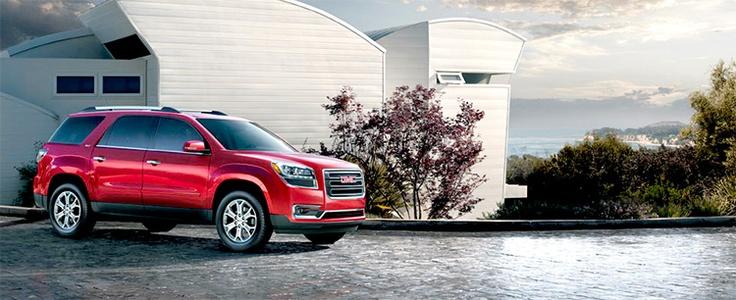2013 GMC Acadia Crossover SUV Review