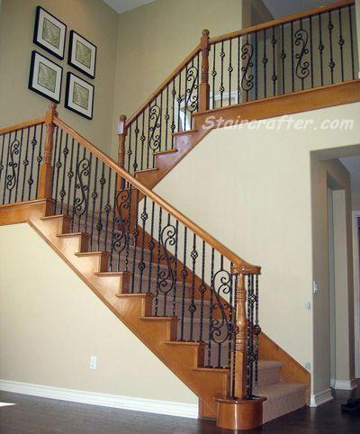 17 mejores imágenes sobre staircase & fireplace remodel en ...