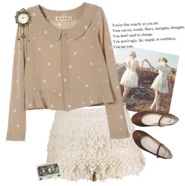 """Procrastinating."" by daisyforkailey ❤ liked on Polyvore"