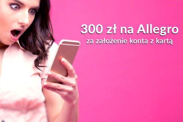 Promocja Banku Bnp Paribas 300 Zl Na Allegro Za Otwarcie Konta Slodkie Okruszki In 2020 Allegro