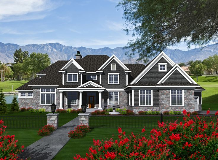 342 best New Home Plans images on Pinterest
