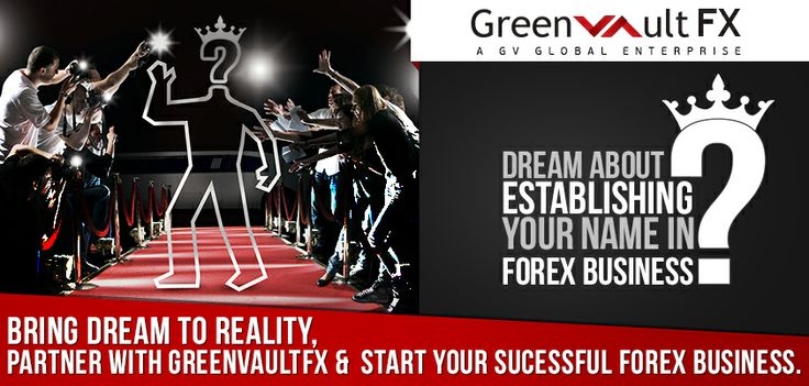 Reach more customers than ever before!!  Introduce your client to Greenvault #FX and earn commission for this service based on number of clients and their #trading volume.