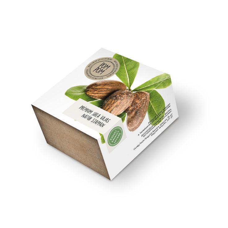 Prémium shea vajas natúr szappan * Premium shea butter natural soap