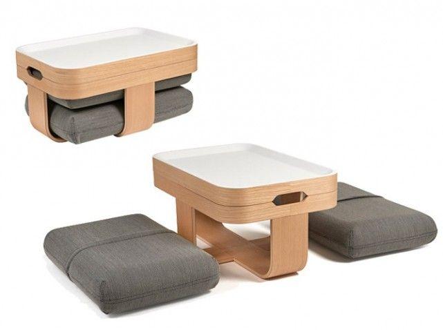 48 best images about les meubles pour petits apparts on pinterest ... - Petit Meuble D Appoint Design