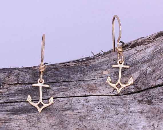 Cute anchor charms perfect for the nautical lover in your life!