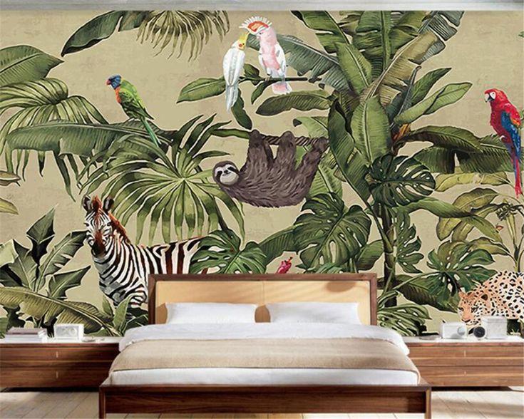 25 beste idee n over foto muurschildering op pinterest for Muurtekeningen woonkamer