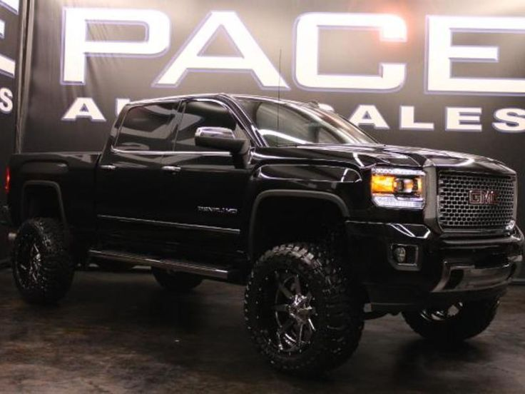 new 2015 gmc sierra 2500hd denali crew cab 4wd lifted chris. Black Bedroom Furniture Sets. Home Design Ideas