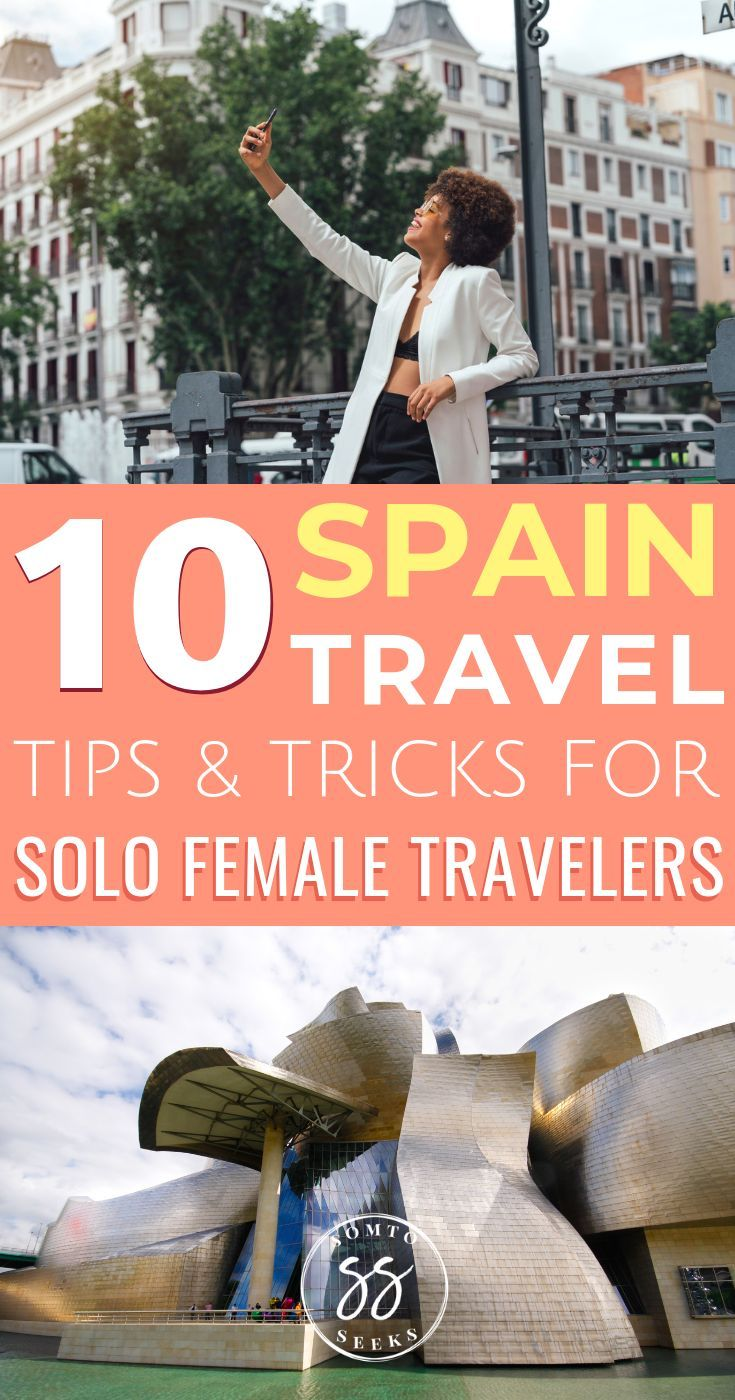 Spain is one of the best solo travel destinations in Europe. Discover the best t…