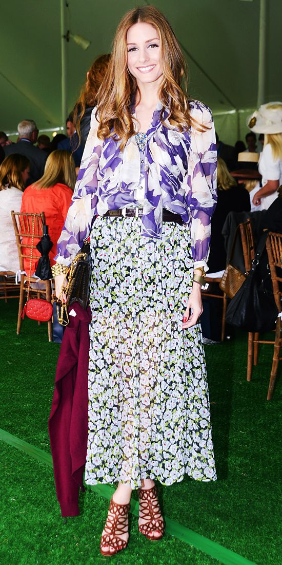 Look of the Day: May 18, 2013 - Olivia Palermo : InStyle.com