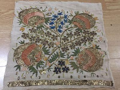 ottoman turkish embroidery sash part******
