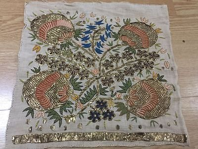ottoman turkish embroidery sash part******
