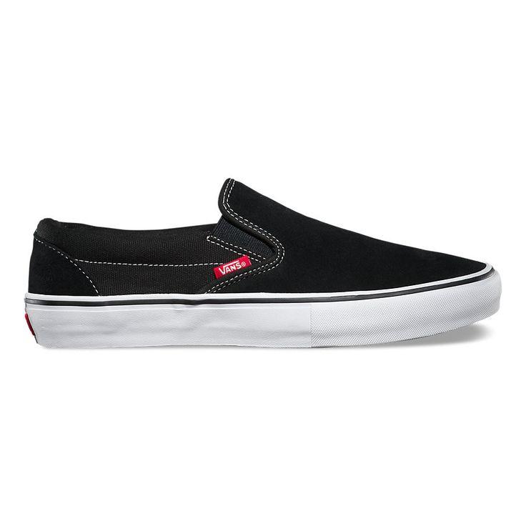 Vans Slip-On Pro - Black/White/Gum
