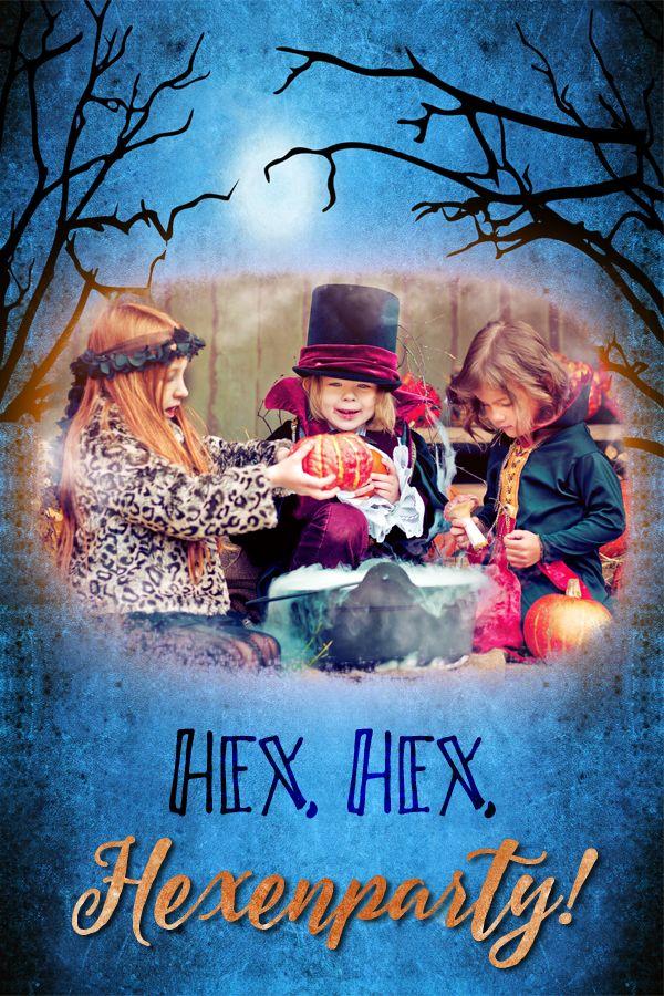 So wird die Hexenparty an Fasching oder Halloween oder am Kindergeburtstag mit tollen Einladungen, gruseligem Essen und passenden Spielen ein voller Erfolg!
