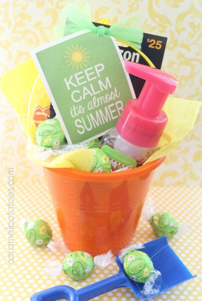 Keep Calm It's Almost Summer Printable {Teacher Appreciation}