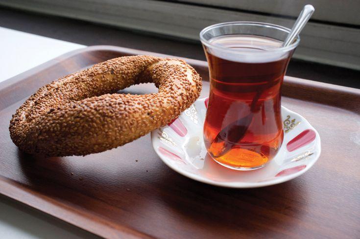 çay ve simit