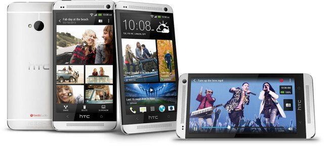 HTC One officially unveiled