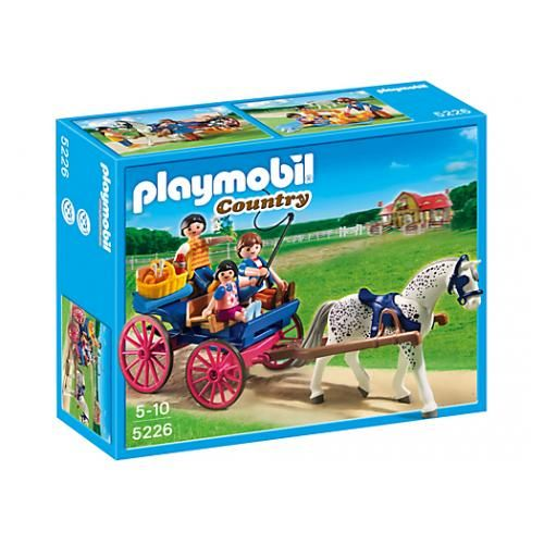 Playmobil Country 5226 - Horse Drawn Carriage