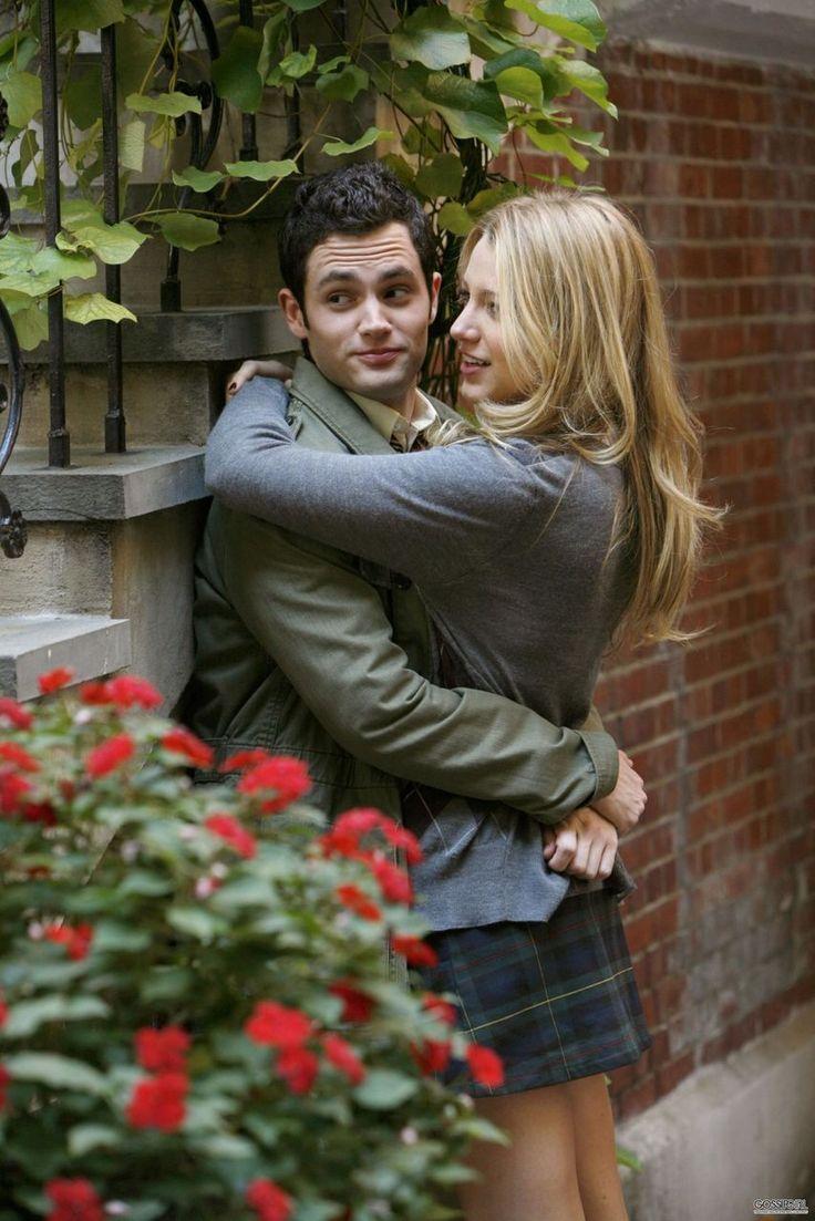 Dan and Serena - Gossip Girl