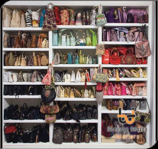 Purse Storage Ideas | Handbag Cabinets Built In Handbag Storage Units  Portable Handbag .