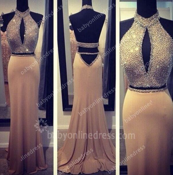$299--2014 Sparkly Prom Dresses from Babyonlinedress.com
