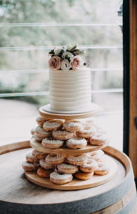 Hochzeitstorte und Donuts!   – my wedding