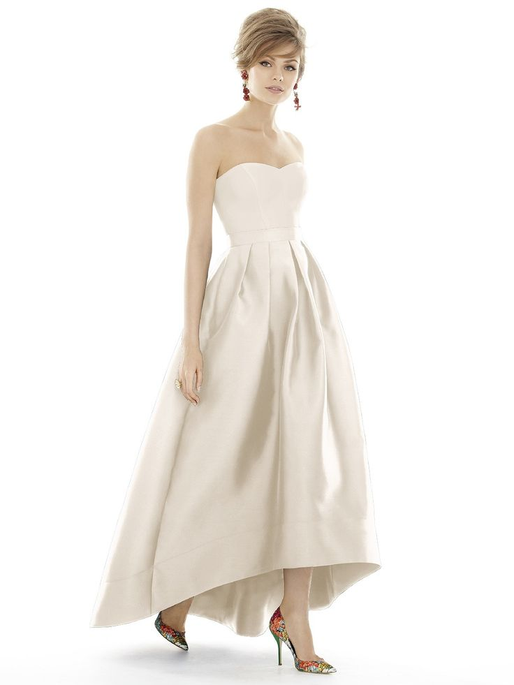 Alfred Sung Bridesmaid Dresses - Style D699 [D699] - $200.64. would make a good low-cost wedding dress