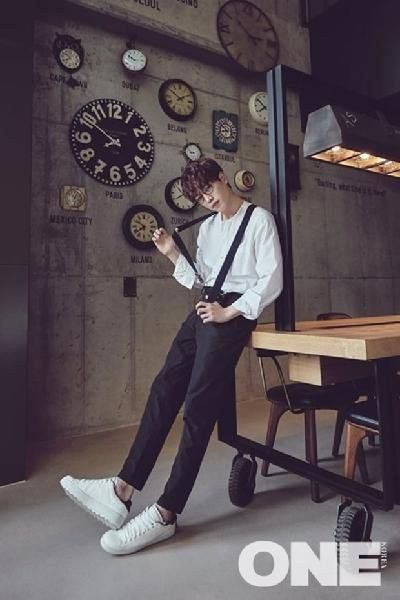 Seo Kang Jun ranks the actors from 'Cheese in the Trap' by looks in new pictorial and interview | allkpop.com