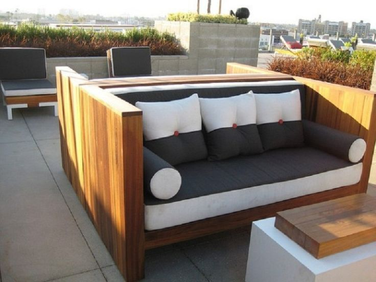 how to build patio sofa out of wooden pallets savae org - Garden Furniture Out Of Pallets