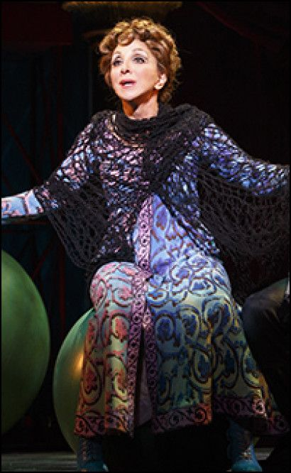 Tony Winner Andrea Martin Will Depart Pippin for Canadian ...