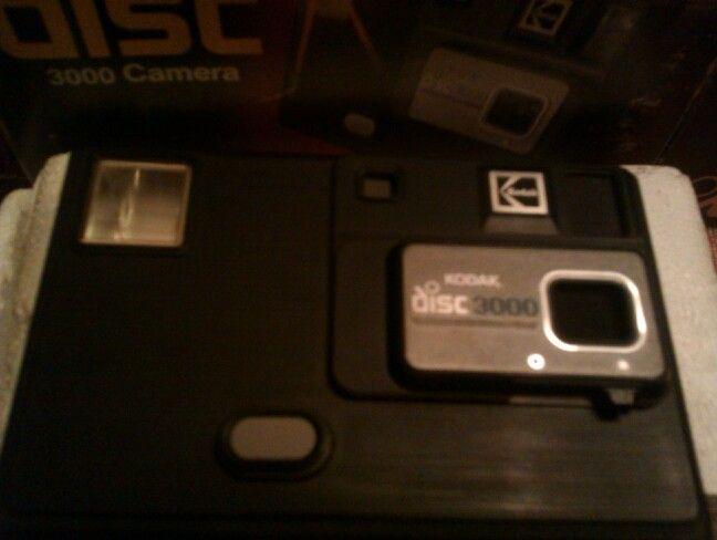 Kodak Disc 3000