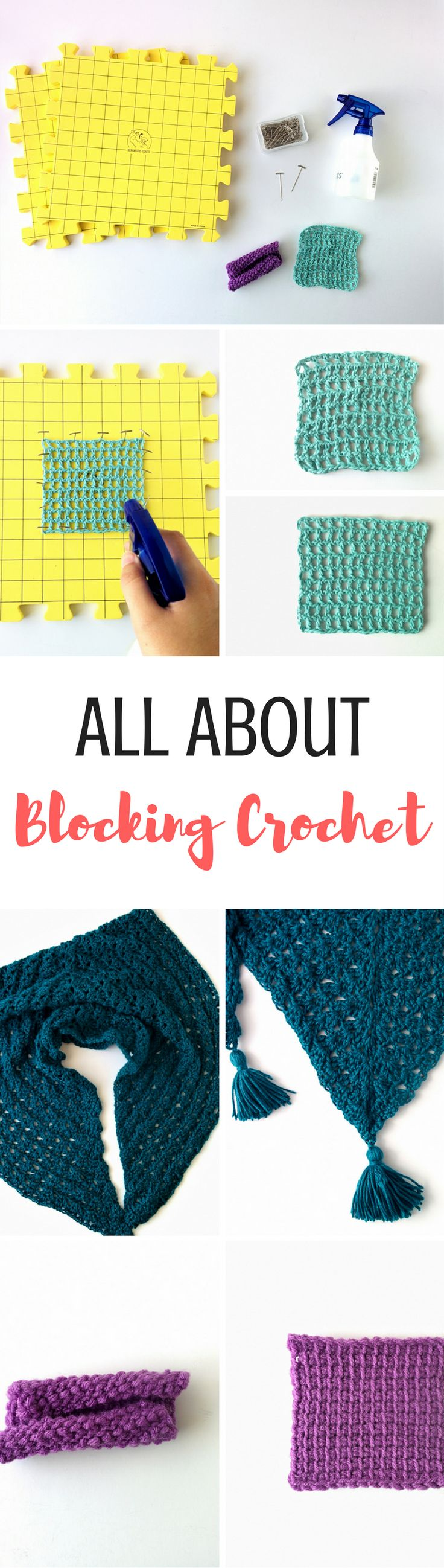 Unsure about blocking? Here's everything you need to know to get started blocking for finished, cleaner, more professional pieces.