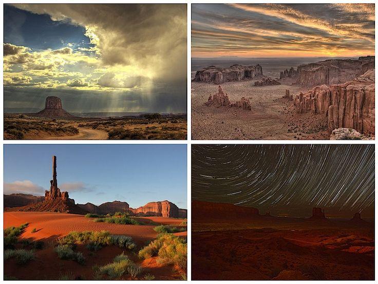 18 merveilles naturelles aux Etats-Unis.
