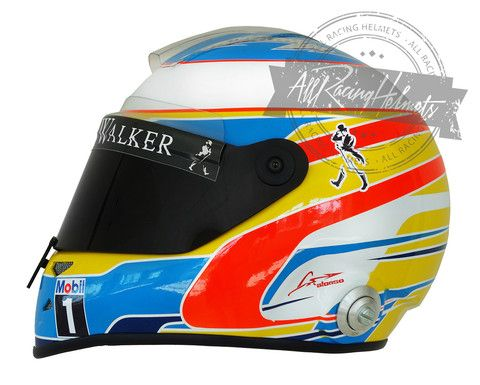 Fernando Alonso 2015 F1 Replica Helmet Scale 1:1  shop online: www.allracinghelmets.com  #racinghelmet#racinghelmets#racinghelmetdesign#helmetdesign#designhelmet  #formula1#formula1grandprix #formula1racing   #FernandoAlonso #formula1driver