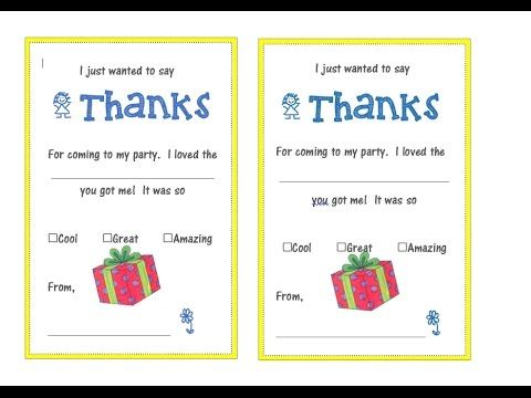 51 best Make Custom and Personalized Printables with MS Word - how to make a thank you card in word