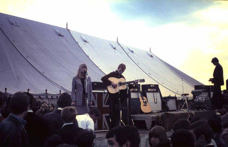 Uxbridge Blues Festival 1965-66.