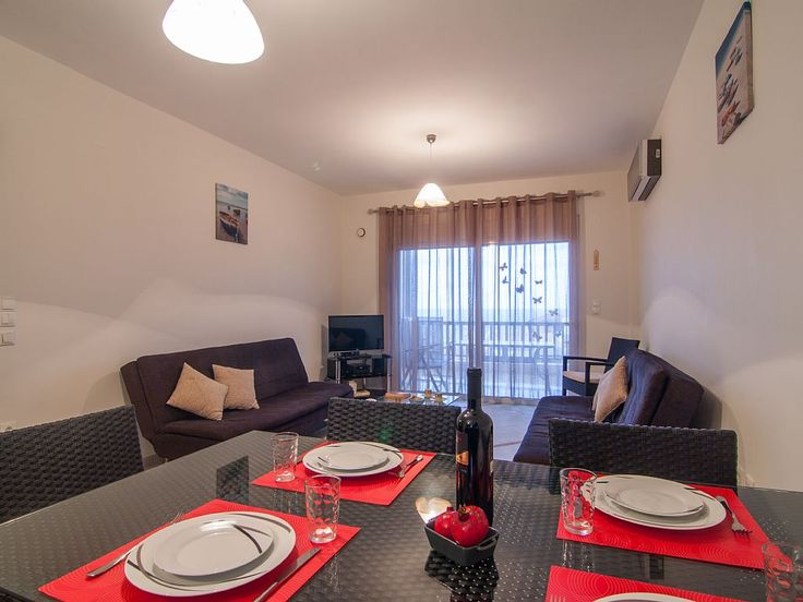 Rethymno apartment rental - Gather around the dinner table and enjoy a homemade meal with your family!
