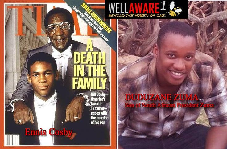 Ennis Cosby proves Bill is the President of South Africa