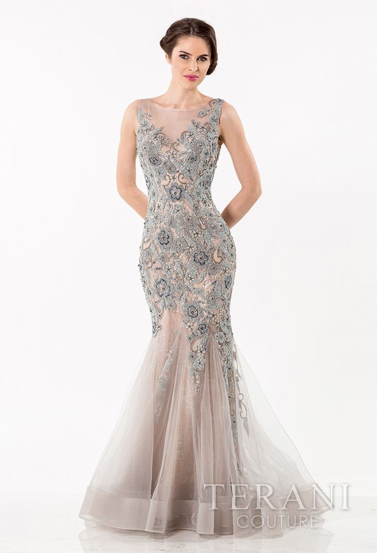 12 best brend 1 terani couture images on pinterest for Own the couture