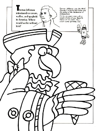 Thomas Jefferson Memorial Coloring Page | www.picswe.com