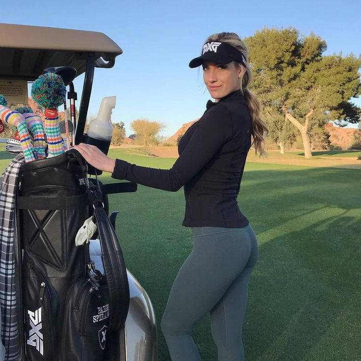"22.2k Likes, 260 Comments - Paige Spiranac (@_paige.renee) on Instagram: ""I'm loving this chilly weather but I can't wait for summer golf! ☀️#suptanktops #andtanlines"""