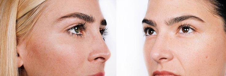 Ladies (and gentlemen), this is how your brows should look. Don't tweeze them into oblivion. The Feathered Brow by Kristie Streicher | The Feathered Brow