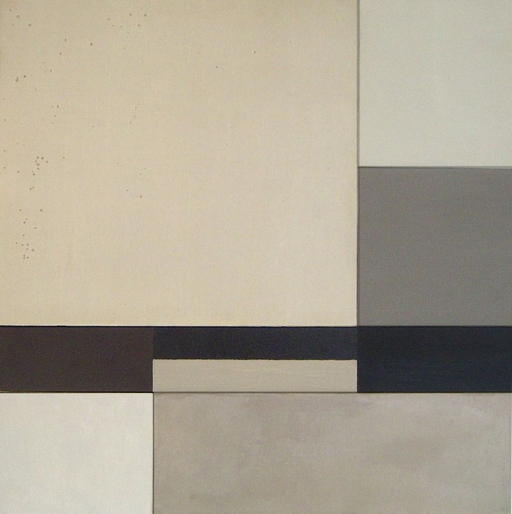 "Saatchi Online Artist: Barbara Kerwin; Oil, 2008, Painting ""Window IV, Big Guns II"""