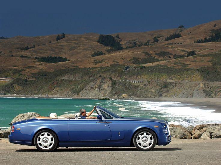 Rolls Royce Drophead Model
