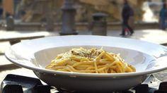 Brødrene Prices Cacio e pepe - pasta med peber og parmesan