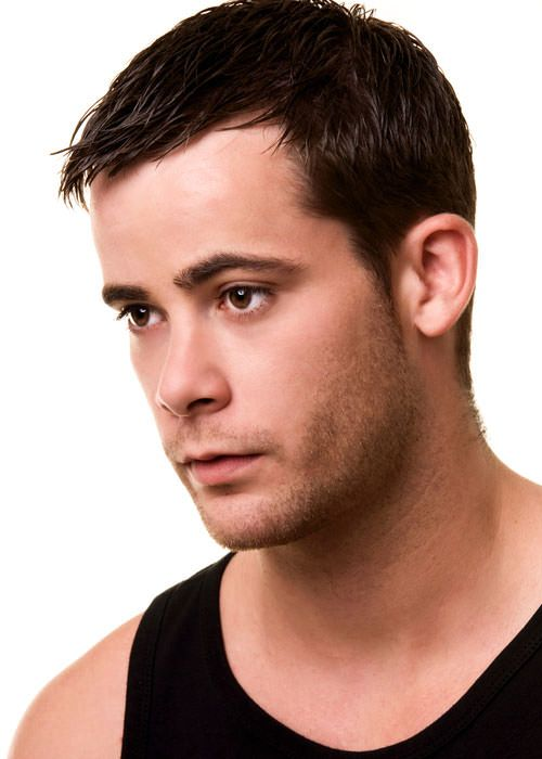 Amazing 1000 Images About Mens Hairstyles On Pinterest Men Haircut Short Hairstyles Gunalazisus