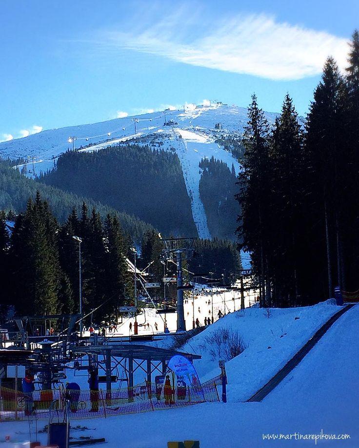 Jasna -> Chopok #skiing in #jasna