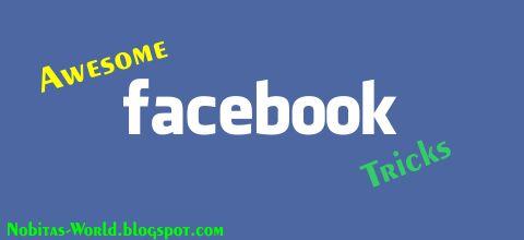 Facebook Tricks